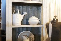 Inspiring Ideas - vintage and industrial chic