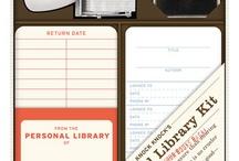 library / by Christina Reedy