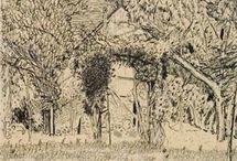 Bonnard drawings