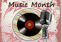 Music Month....March