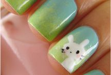 Nails-theme-Easter