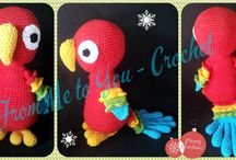 HandMade <3 / Crochet, Amigurumi <3