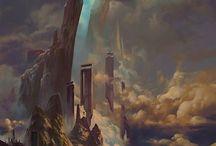 Fantasy/Places