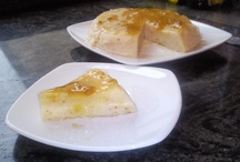 Tarta de yogurt 5 minutos / Golosolandia: Taras y postres caseros Recetas fáciles en: http://www.golosolandia.blogspot.com