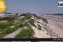 Outer Banks Webcams / Enjoy live webcams located in Outer Banks, NC. Check back frequently to see current weather, surf conditions, and beach activity. Bookmark this page for easy access to your favorite OBX beach cams!