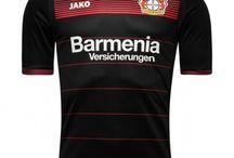 Billig Bayer Leverkusen trøje / Køb Bayer Leverkusen trøje 2016/17 online,billige Bayer Leverkusen tøj,Bayer Leverkusen hjemmebanetrøje/udebanetrøje/3 trøje/målmandstrøje/langærmet fodboldtrøjer 16/17 tilbud med din ege