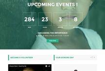 Work: Event Website