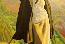 Jens Ferdinand Willumsen - Danish Artist
