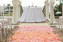 Wedding Ceremony Aisle Inspirations