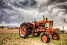 Tractors....the real driving machine  / by Matt Lopes