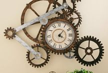 Steampunk Decor / by Kelsey Myers