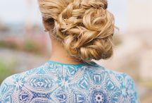 Bridesmaids Hair Do Ideas