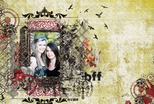 digital scrapbooking  / oh how i love scrapbooking....of course i love both paper and digital formats but digital is soooo much more inspiring!