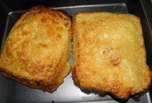 smažený chléb