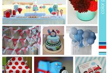 Party Ideas / by Mandi Miller