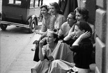 Fotos antiguas de mujeres