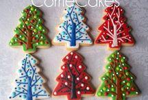 *Winter/Xmas Cookie Ideas