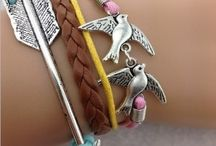 Vintange Boho Bracelet - Animal Lover / Vintage Boho Watch - Animal Lover Collection