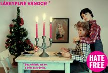 HateFree přeje láskyplné svátky!