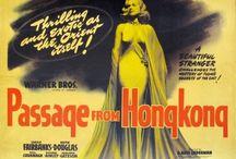 HONG KONG movie posters