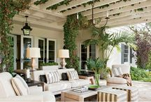 Diminishing Distinction between indoors and out