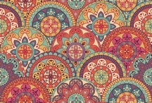 Patterns/Hues / by Samiksha Venkatesan