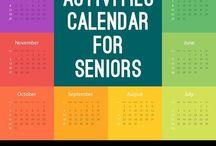 Aging - Senior activities