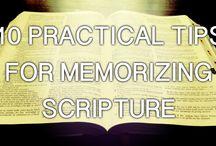 Scripture Memorization Resources / Helpful resources to aid in your memorization of Scripture. / by Unlocking the Bible
