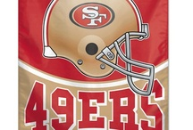 San Francisco 49ers Merchandise, Bedding, Decor & Gifts / San Francisco 49ers Merchandise is an awesome way to decorate your home & office to create your own 49ers fan zone in your bedroom, kid's bedroom, game room, study, kitchen, living room, and even the bathroom. Also magnificent as San Francisco 49ers fan gifts. 49ers Fans - Show off your team spirit today!