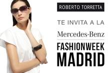 Pasarela en directo / FEDEROPTICOS y ROBERTO TORRETTA te brindan la posibilidad de vivir una jornada de magia y moda en la próxima edición de la Mercedes-Benz Fashion Week Madrid que se celebrará en el mes de Septiembre. ¿Te lo vas a perder?  Entra en www.facebook.com/federopticos y participa en nuestro sorteo.