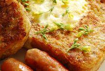 Breakfast Recipes / by Ashley Volante