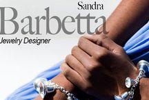 Sandra Barbetta - Jewelry Brand Designer