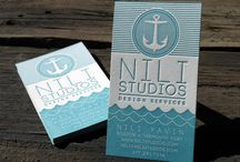 Biz Card Inspiration / by Rose Cass