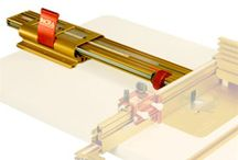 Incra / Incra precision products have been helping our woodworking friends for a very long time. From miter gauges to measuring rules, when you want your measurements to be exact you start with an Incra tool.
