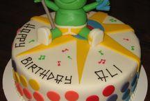Aaron's 3rd Birthday