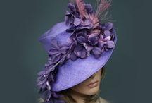 Hats & happy headpieces / by Diana Blackstone
