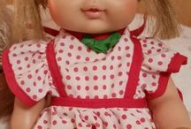 Vintage Dolls / Horsman Dolls, old dolls not antique dolls
