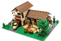 Lego Stables
