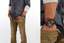 My Style… / Roar Shirts & Rock Revival Jeans. Daily Dress  / by Joey Garcia