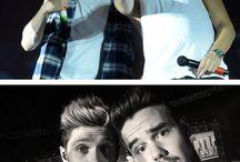Niall + Liam :)