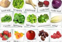 groente- en fruitkalenders