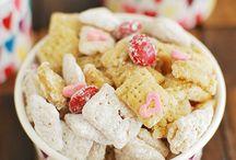 Valenines candy treats