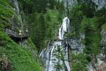 Rafting Trip Austria / travel rafting canyoning