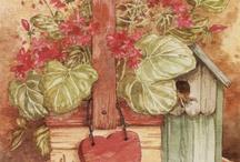 Diane Knott,art