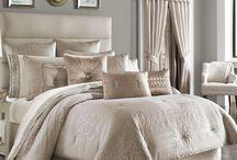 decoración de habitación en beige