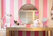 Be Pretty Home Office / by Lindsey Regan Thorne