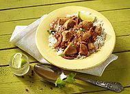 Indischer Geflügelgenuss /  Harmonisch aufeinander abgestimmte Gewürze, inspiriert aus der indischen Küche, garantieren Geflügelgenuss der besonderen Art.