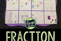 Teaching Fractions at The Teacher Studio