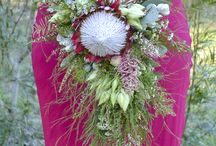 Boho-Rustic wedding ideas using greenery / Premium Greens Australia foliages used for wedding ideas