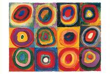 Art, Kandinsky, Wassily / by Brenda Davis